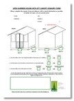 APEX SUMMER HOUSE WITH 2 FT CANOPY ENQUIRY FORM