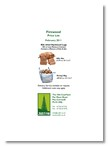 Just Fir Firewood brochure