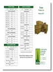 Just Fir Timber brochure